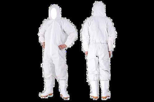 Wegwerp overall, beschermend pak