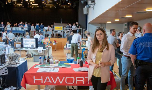 Haworth Schweiz AG, Menziken