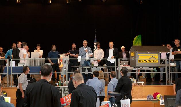 Tischmesse Aargau 2019