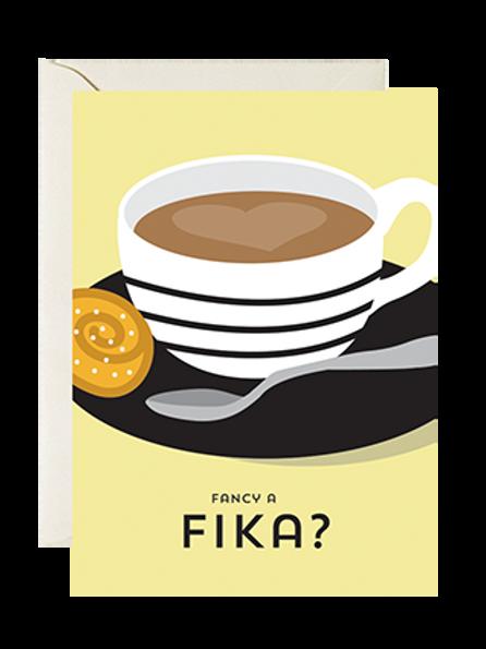 Fancy a Fika?