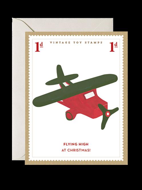 Christmas Flying High