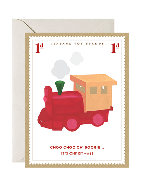 Christmas Choo Choo Train