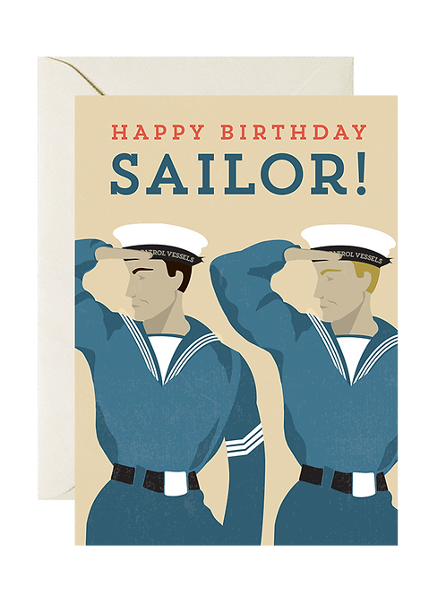 Happy Birthday Sailor