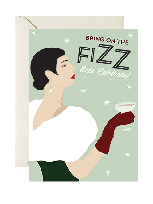 Bring on the Fizz