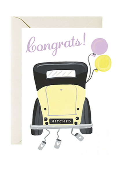 Congratulations Hitched