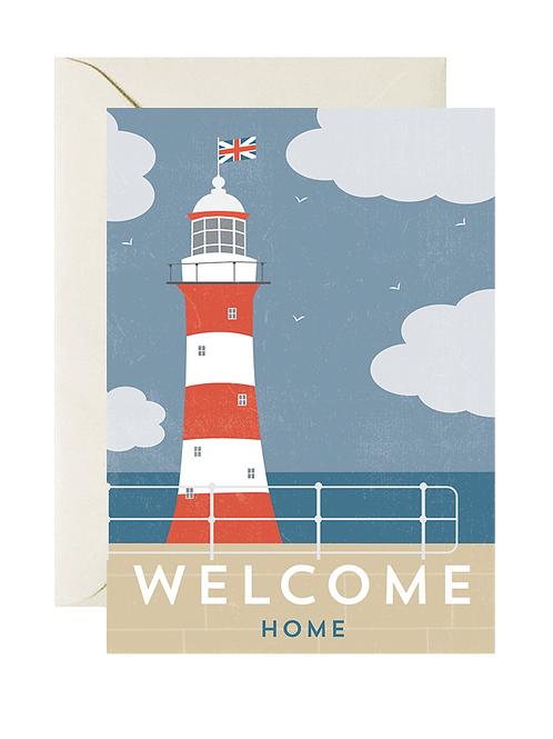 Welcome Home Lighthouse