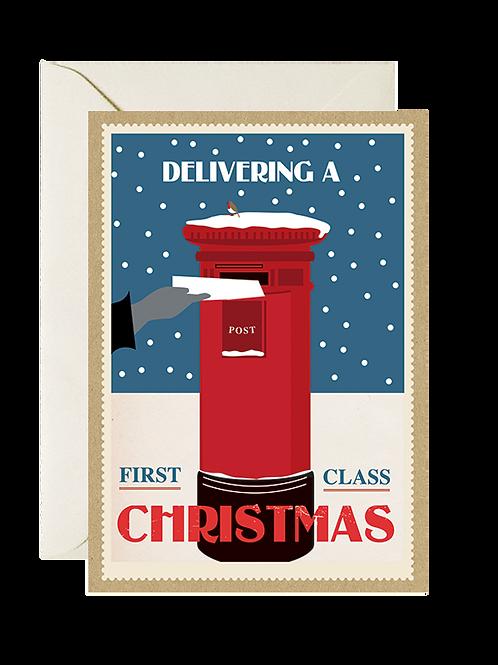 First Class Christmas