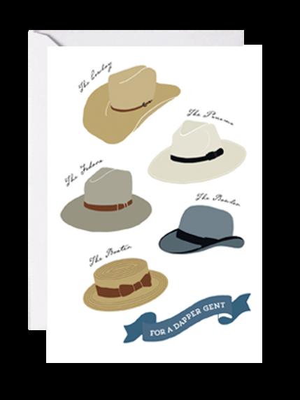 Dapper Gent Hats