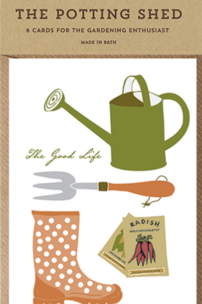 The Potting Shed - garden gift pack