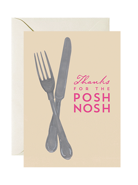 Thanks Posh Nosh