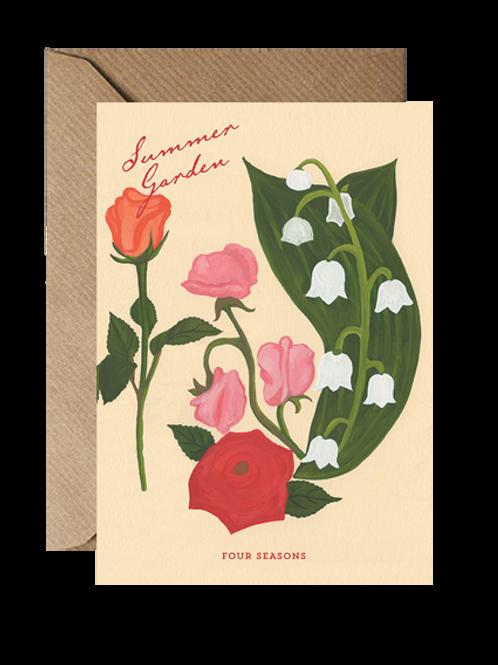 Four Seasons - Summer Garden