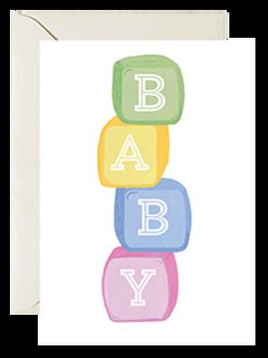New Baby Blocks