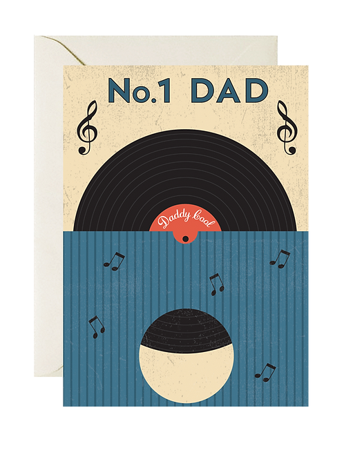 Father's Day Vinyl