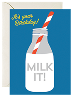 Milk It Birthday