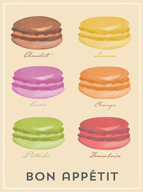 Bon Appetit – Art Print