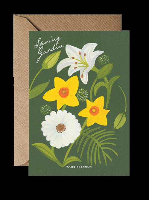 Four Seasons - Spring Garden