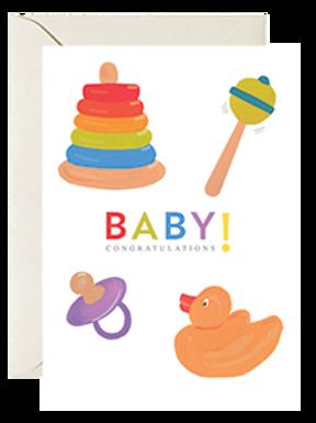 New Baby Toys