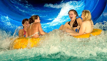 Make A Splash With Your Friends!