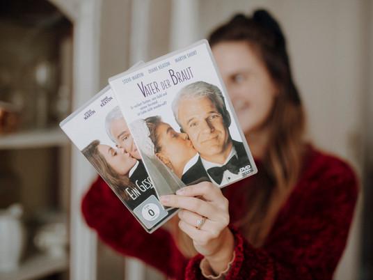 Die schönsten Hochzeitsfilme – unsere Top 5