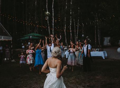 Lichterketten Deko für Eure Hochzeit!