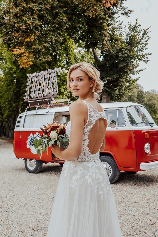 Brautkleid Burgenland