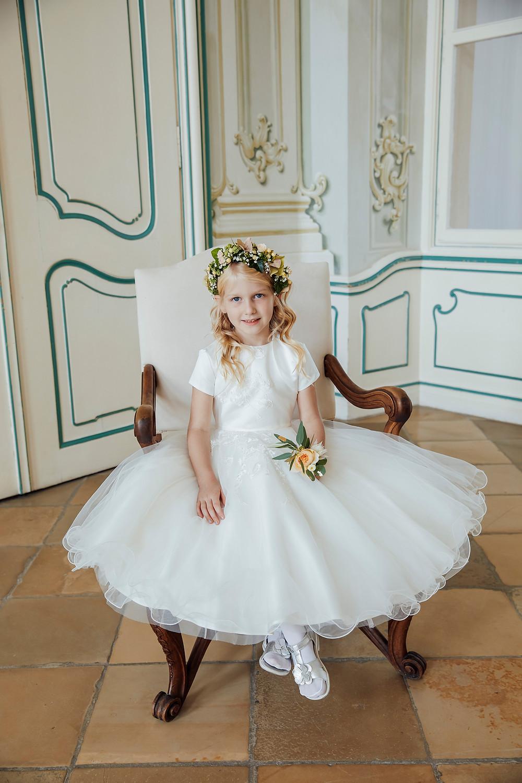 Blumenkinder Hochzeit