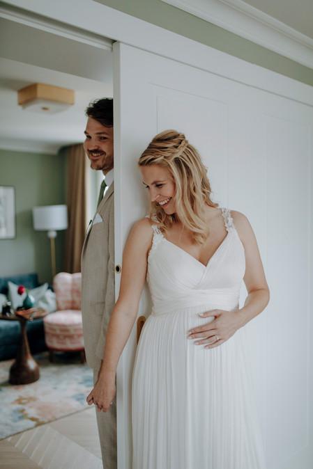 Hochzeitsvideograf First Look