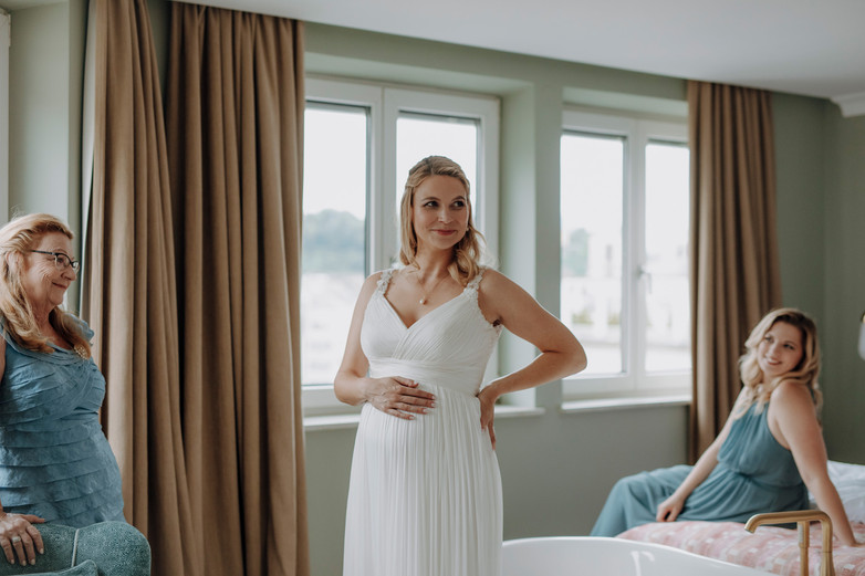 Braut Eltern Salzburg