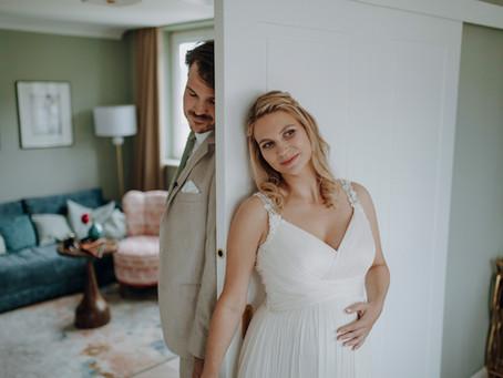 Schwanger heiraten – Hochzeit mit Babybauch