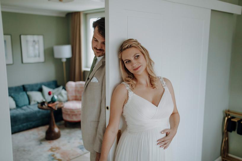 Hochzeitsfotograf Hotel Salzburg