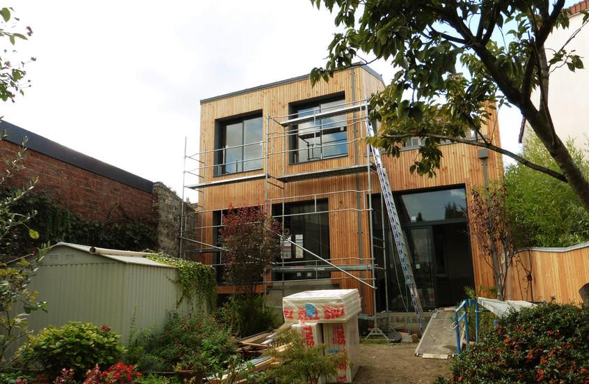 Extension en cours de finalisation