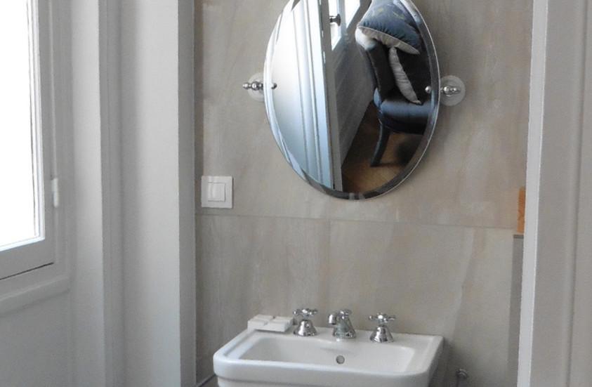 Salle de douche invités après travaux_