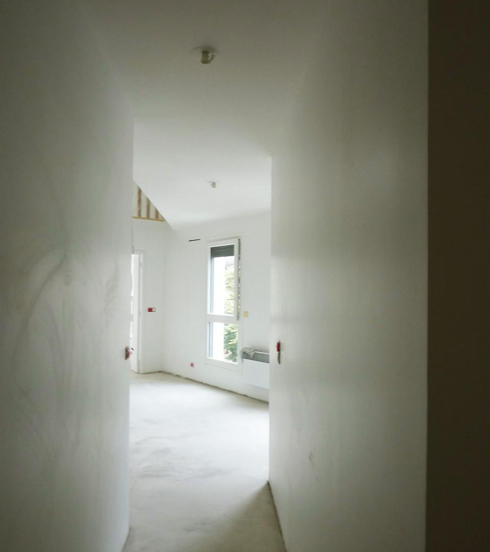 Perspectives sur logement de prue