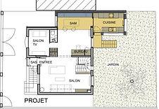 Antony Plan projet