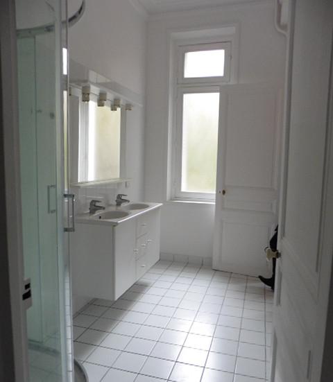 Salle de bains parents avant travaux