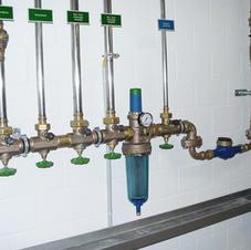 Wasserverteileranlagen