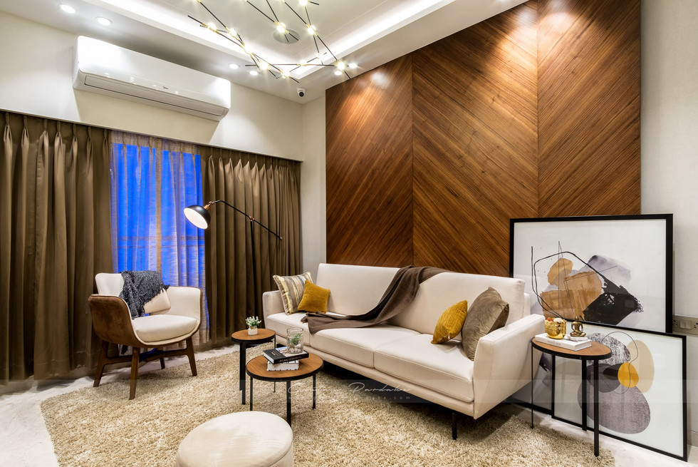 Interior photo of a living room in Mumbai