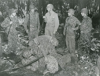 IX Corps in Korea
