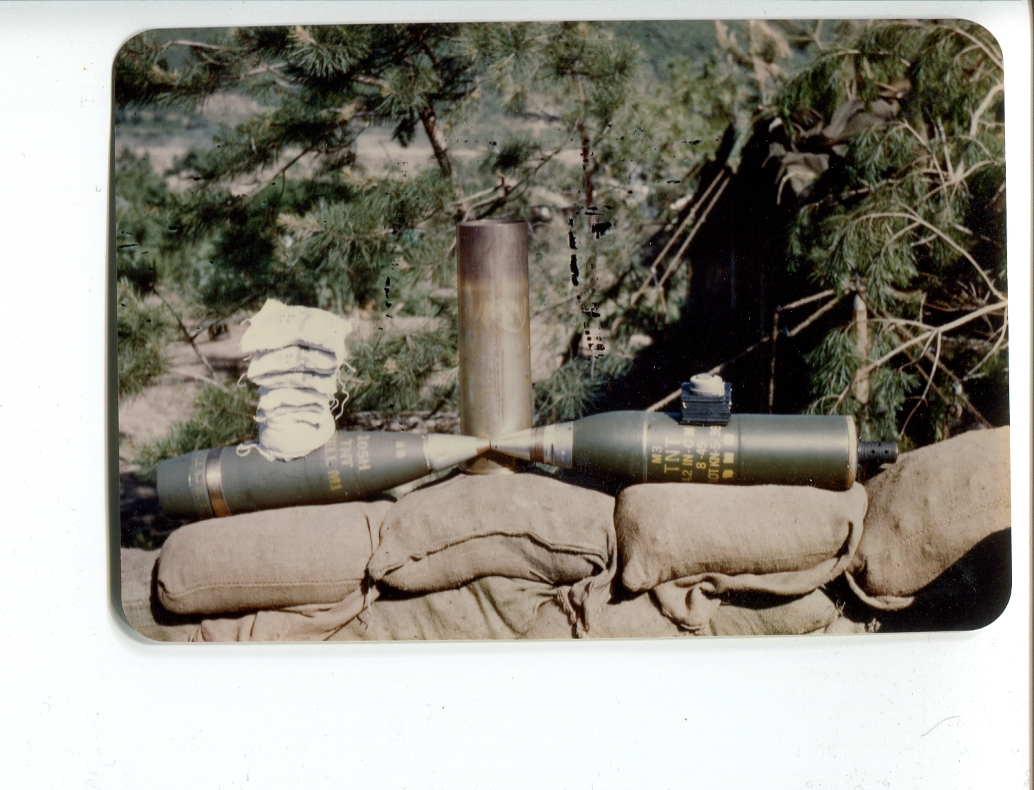 kron167 mortar and howitzer rds