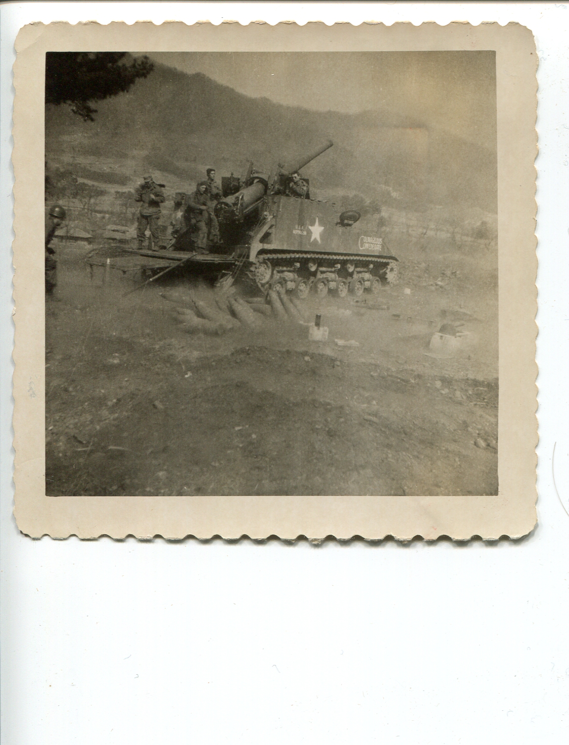 kron192 155mm Gun Self Propelled