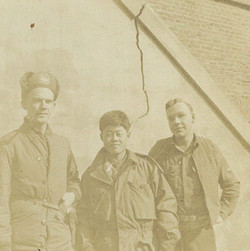 Talbot on Left - somewhere in Korea