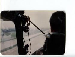 kron074 L19 liaison plane landing