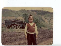 kron107 Kim Little S Korean boy who was