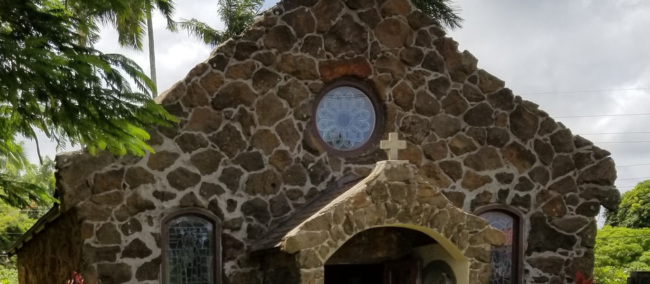 Fascination with Churches