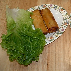 FRIED EGG ROLL 2PCS