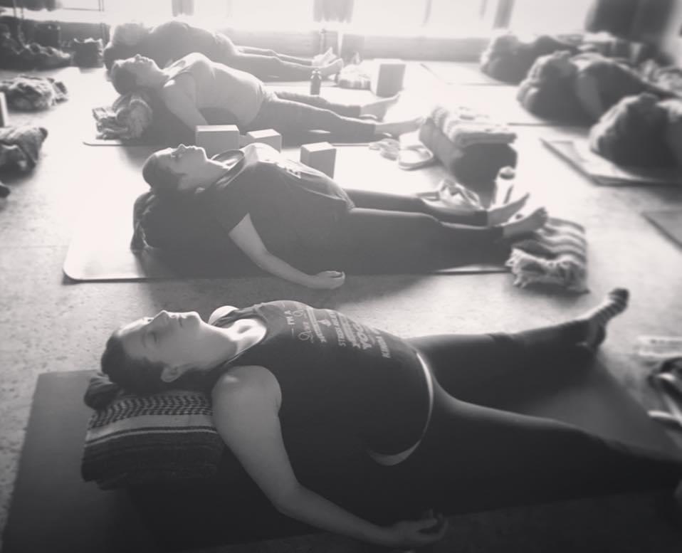 Restorative Yoga (in studio)