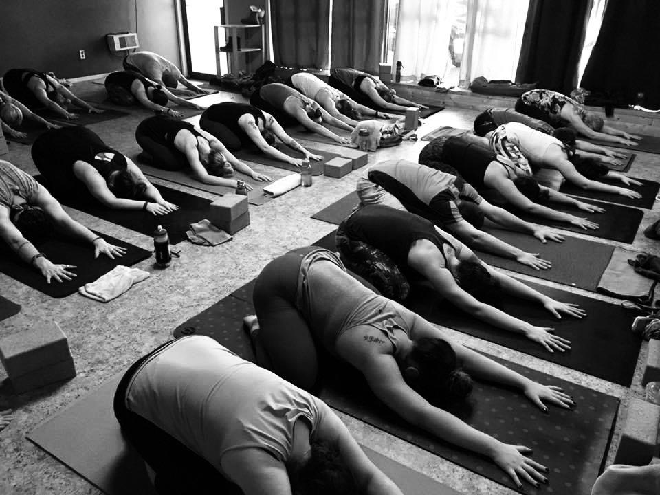 Easy Detox Yoga (in studio)