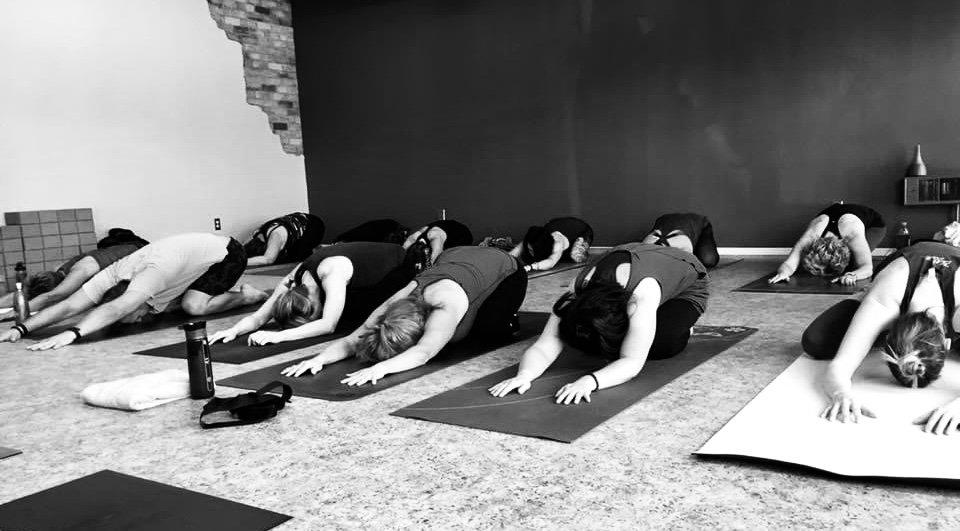 Yin Yoga (in-studio)