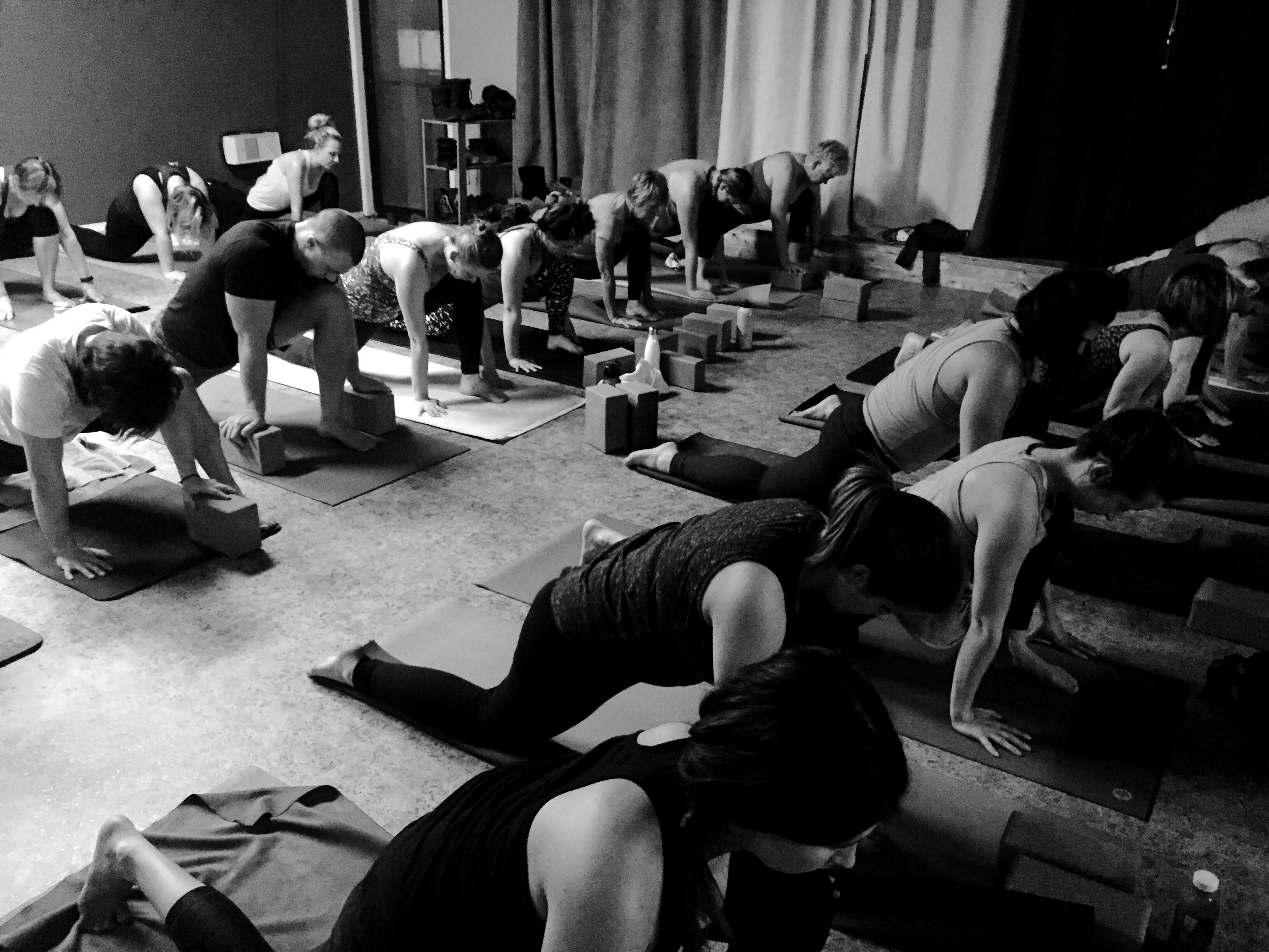 Hips Yoga (in studio)