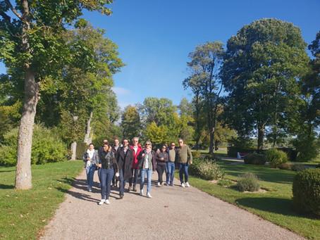 Un week-end cohésion à Vittel pour Héré
